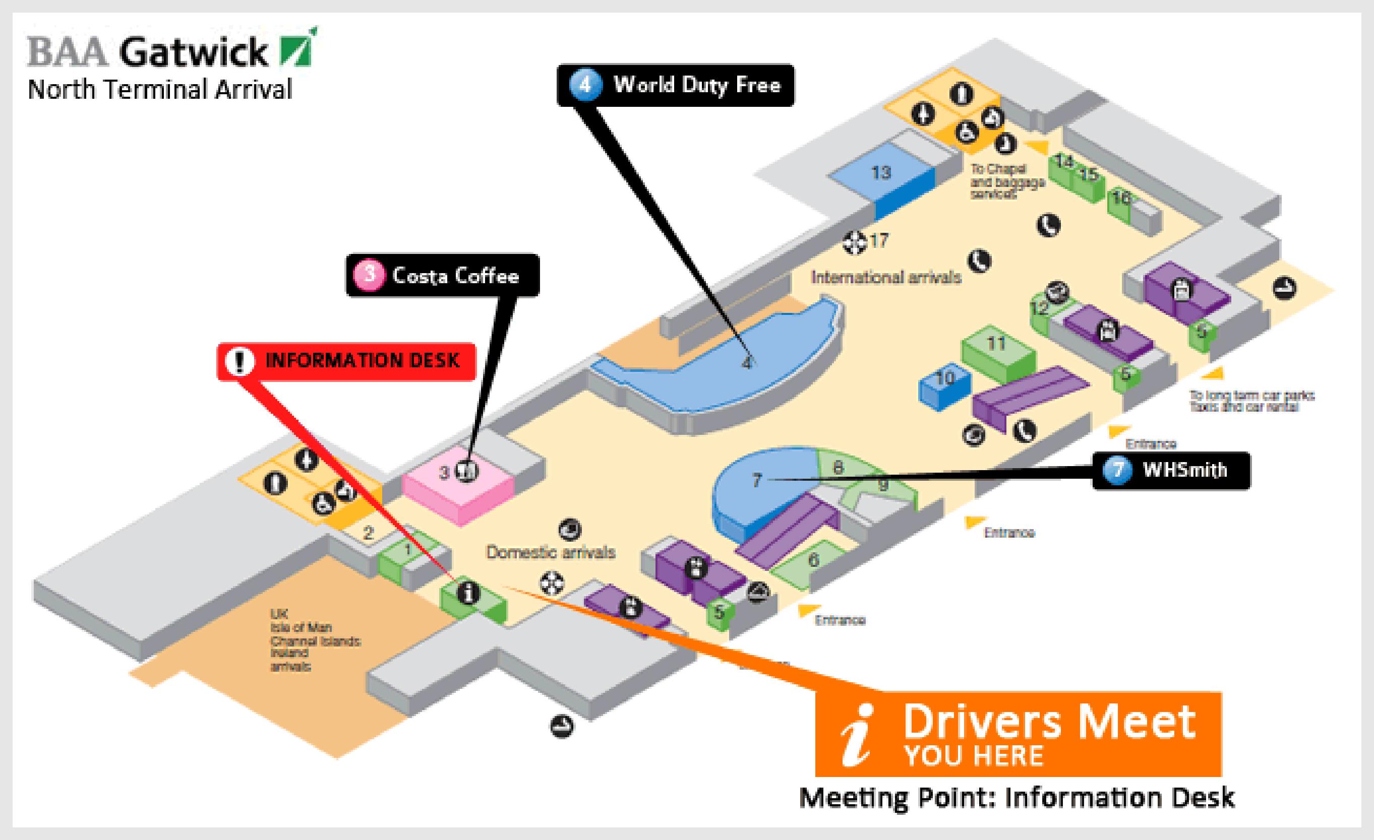Heathrow Terminal 5 Floor Plan Gatwick Taxi Cab Transfers London To Gatwick Car Service