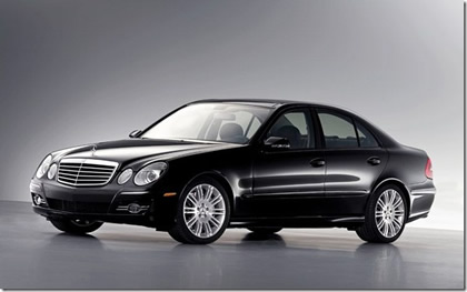 Business class taxi service