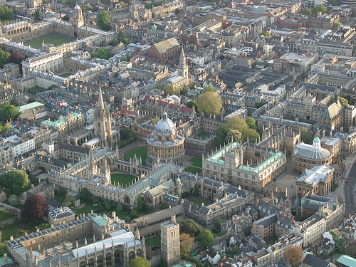 Oxford City is more than just an ancient university and spires!