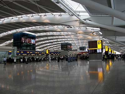 World's busiest airport crown set to remain with Heathrow