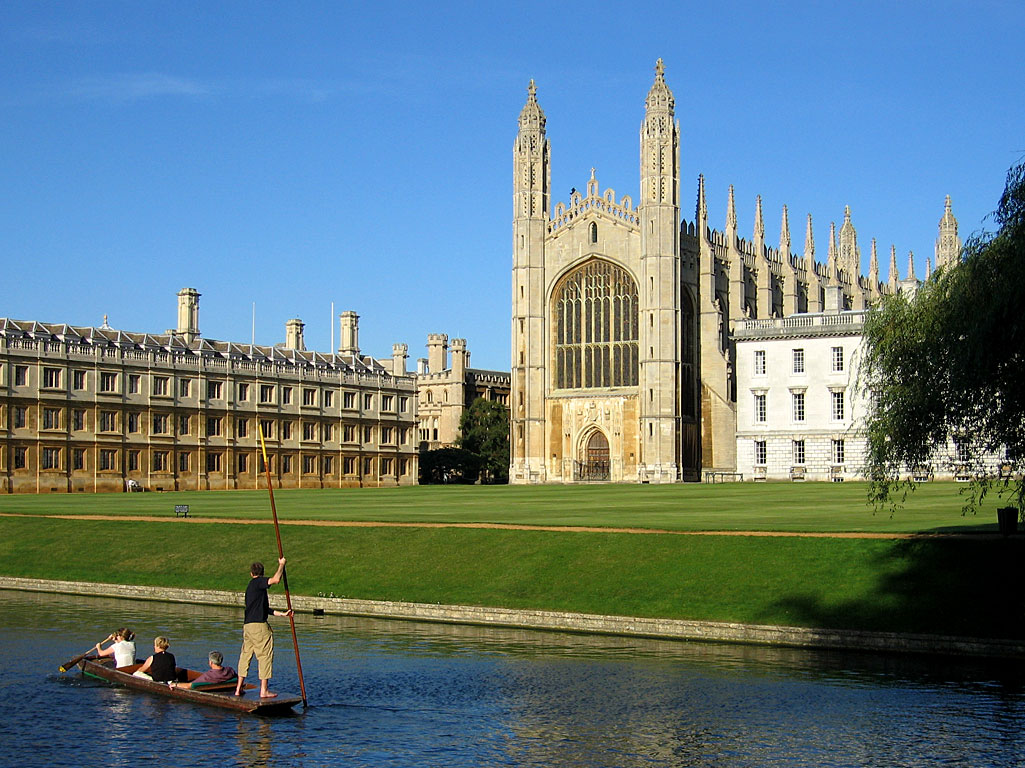 Cambridge daily tour from London