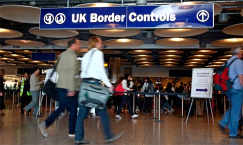 Uk Border agency heathrow and gatwick computers fixed