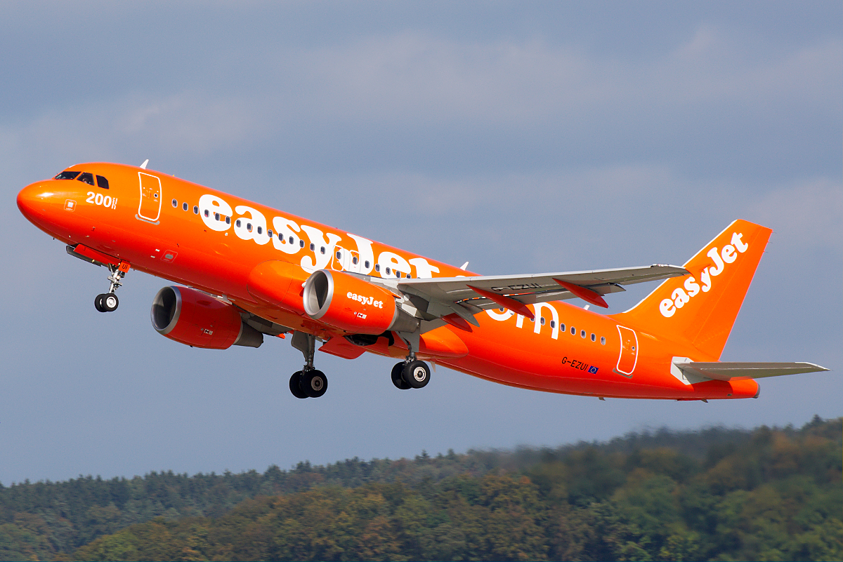 EasyJet Heathrow