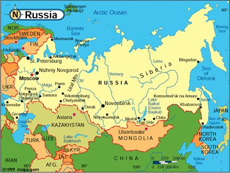 Russian airspace flight ban