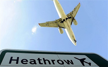 heathrow and Gatwick expantion
