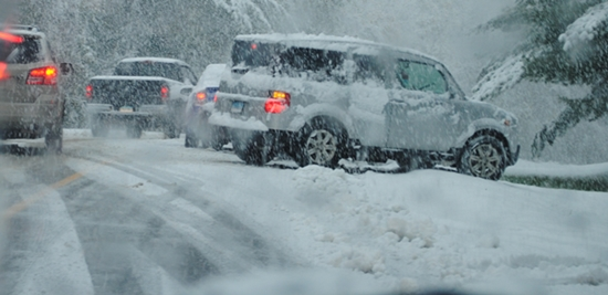 Driving Safely This Winter