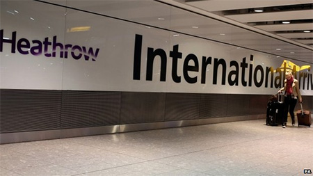 An increase in Passenger numbers at Heathrow negates the impression that space is hindering growth.