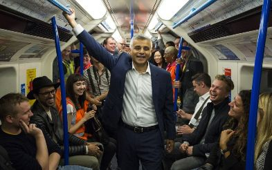 London Mayor Confirms Fares freeze Over the Next Four Years