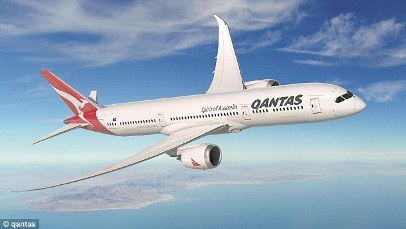 Qantas to Launch First Direct UK-Australia Passenger Flight in 2018
