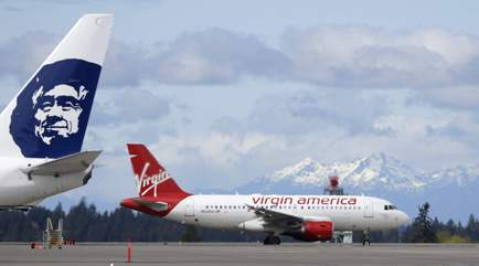 Alaska Airline  Buys Virgin America