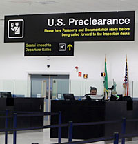 US Pre-Clearance to Arrive at UK Airports Soon