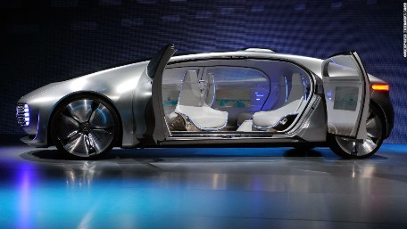 Heathrows Pods to be used for Driverless Car Trials