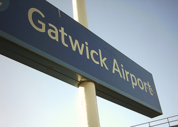 Gatwick sees record growth