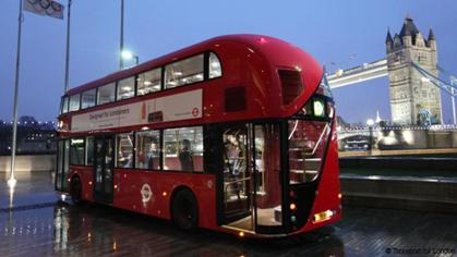London Buses Charging into the Future