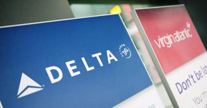 Delta and Virgin Atlantic  to Co Share Space at Heathrow